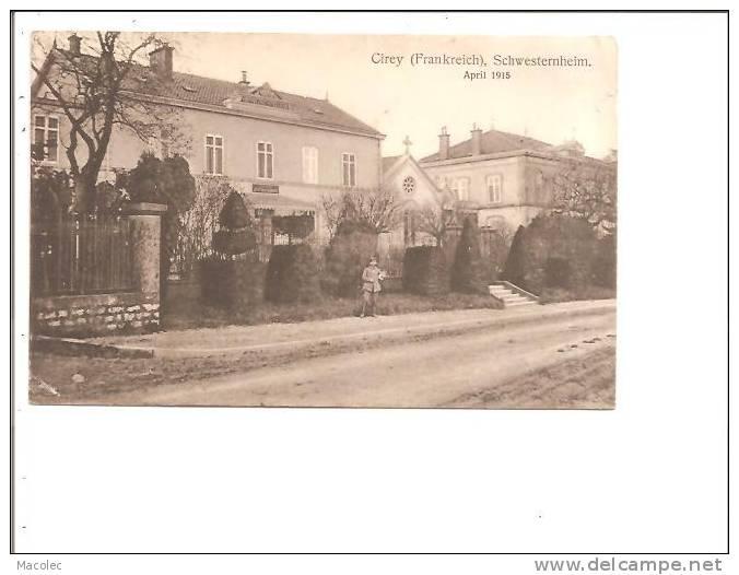54 CIREY SCHWESTERNHEIM - Cirey Sur Vezouze