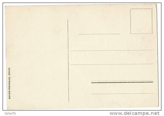 GRINDELWALD-WETTERHORN-AUFZUG Mit EIGER Gros Plan TELEPHERIQUE ANIMÉ Seltene Ansicht C. 1908 - BE Bern