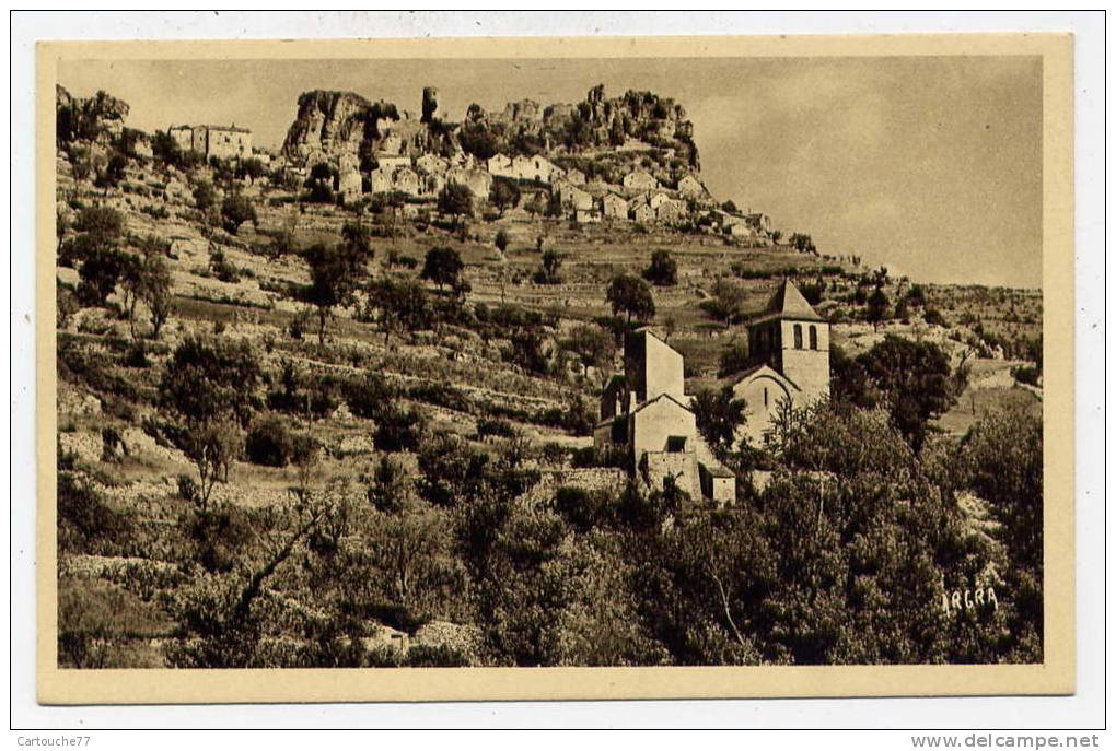 K18 - Vallée De DOURBIE - Le Village De SAINT-VERAN - Unclassified