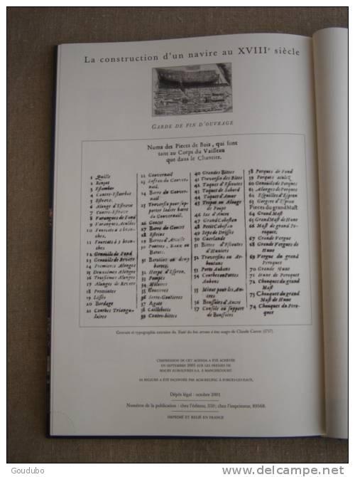 Agenda Livre 2002, Le Siècle Des Lumières, édition L. Pariente Pour Roche. 15 Photos. - Autres
