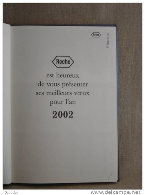 Agenda Livre 2002, Le Siècle Des Lumières, édition L. Pariente Pour Roche. 15 Photos. - Calendriers
