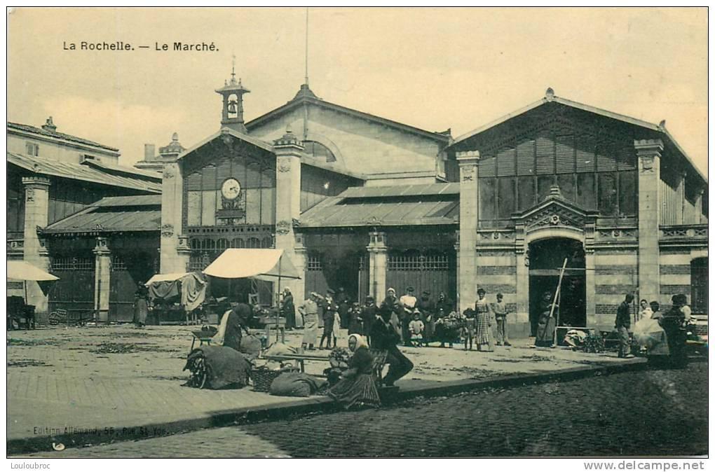 17 LA ROCHELLE LE MARCHE - La Rochelle