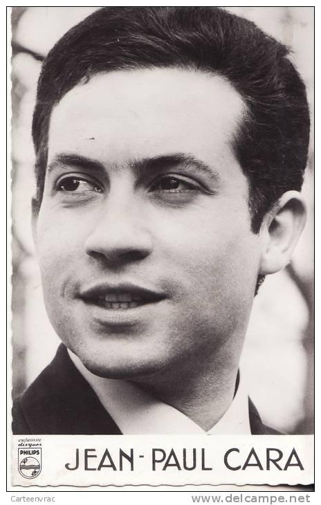 413 Jean Paul CARA Excusivité Philips Année 60 - Artistes