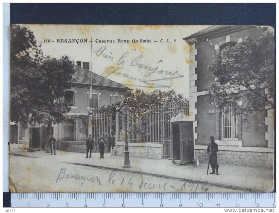 FRANCIA - BESANCON     N 5415 - Besancon