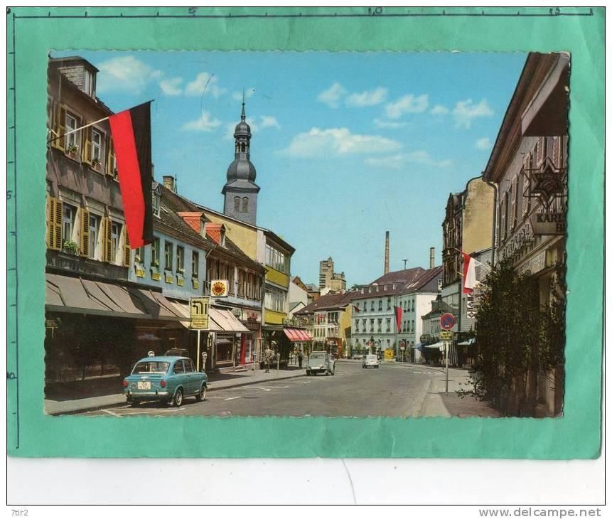 St Ingbert Kaiserstrabe - Saarpfalz-Kreis