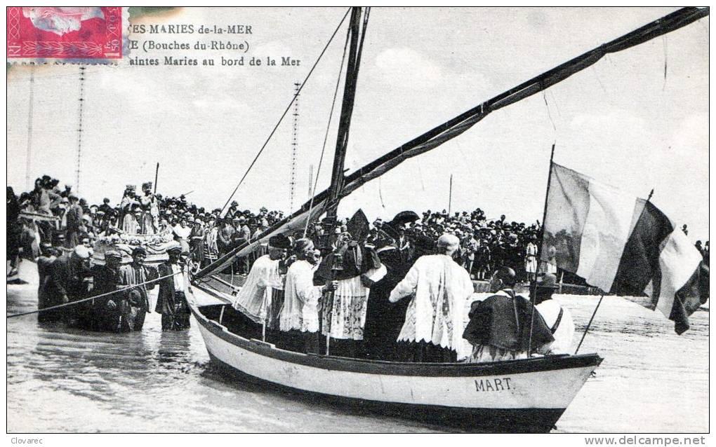 """SAINTES MARIES DE LA MER    """"Bénédiction De La Mer """" - Saintes Maries De La Mer"""