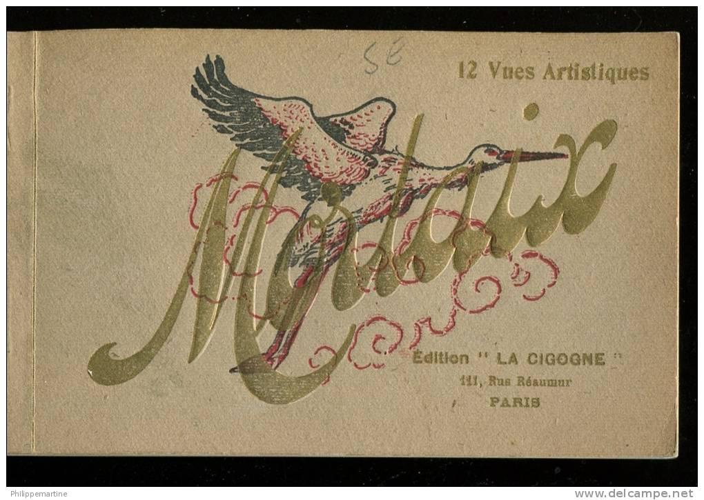 29 - Morlaix : Carnet De 12 Vues Artisitiques - Morlaix