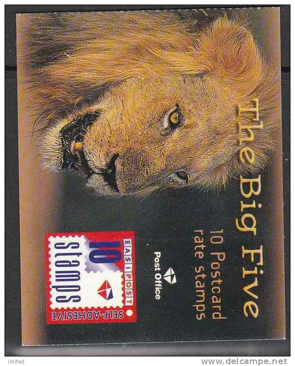 South Africa  Booklet  ** - Carnets
