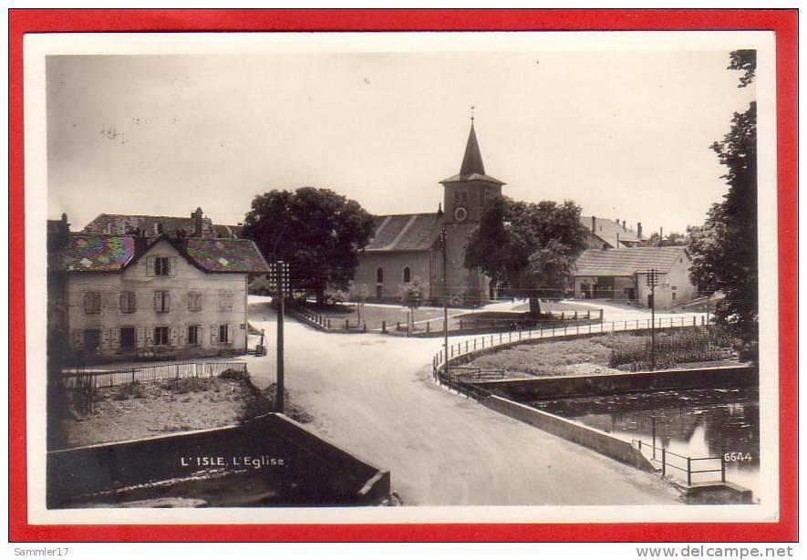 L'ISLE L'EGLISE - VD Vaud