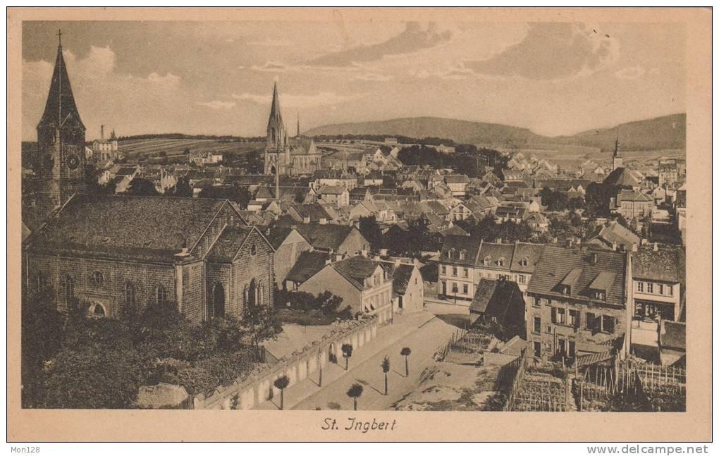 SAINT INGBERT - Saarpfalz-Kreis
