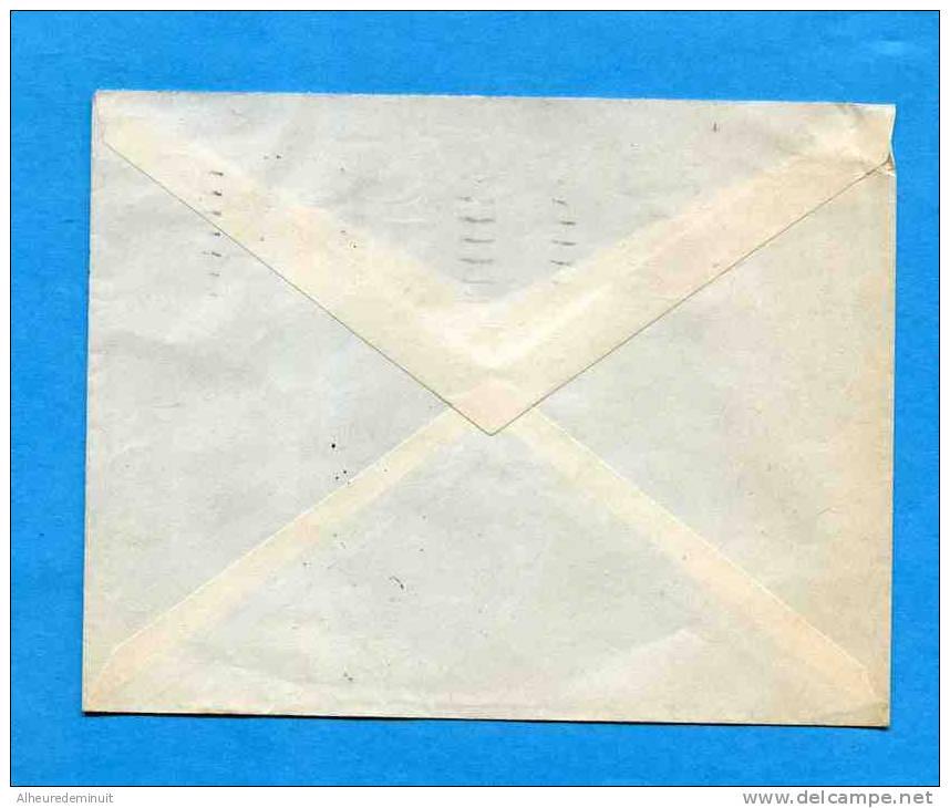 """Enveloppe COLLEGE DE FRANCE""""biochimie Générale Et Comparée""""""""oblitération Mécanique 1952""""timbre 15f - Autres"""