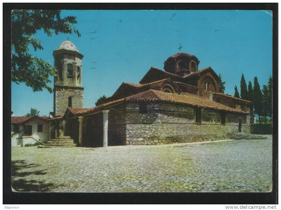 OHRID Postcard Macedonia - Churches & Cathedrals