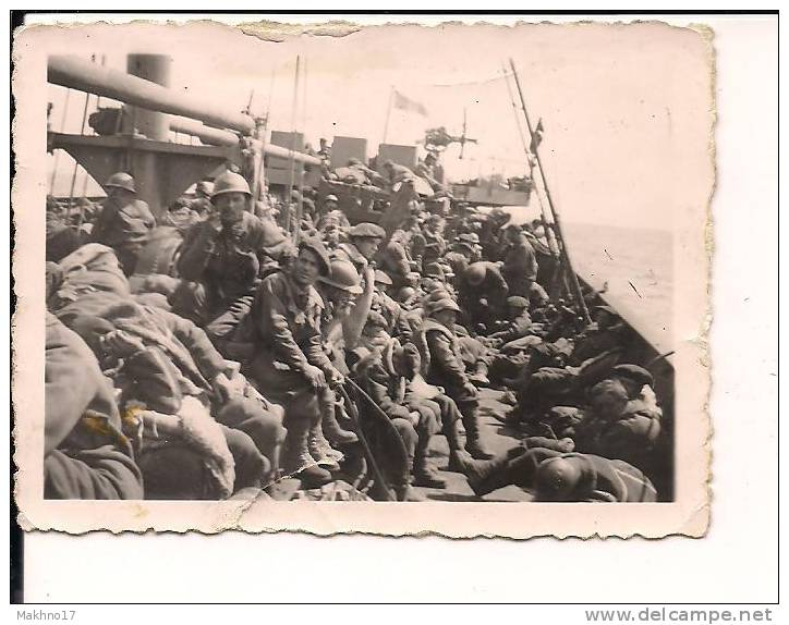 Photo Chasseurs Alpins, Légion étrangère Narvik 1940 Ww2 WK 2 1939-1945 - War, Military