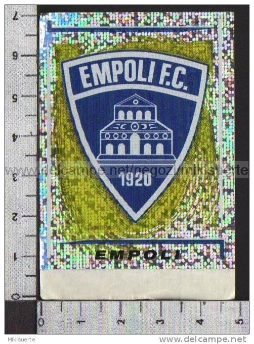 F38 FIGURINA CALCIATORI PANINI 1998-99 SCUDETTO EMPOLI FC N. 70 - Panini