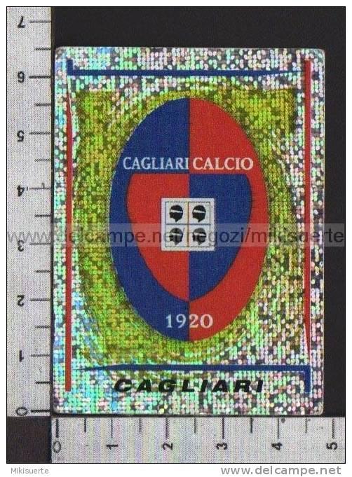F40 FIGURINA CALCIATORI PANINI 1998-99 SCUDETTO CAGLIARI N. 47 - Panini
