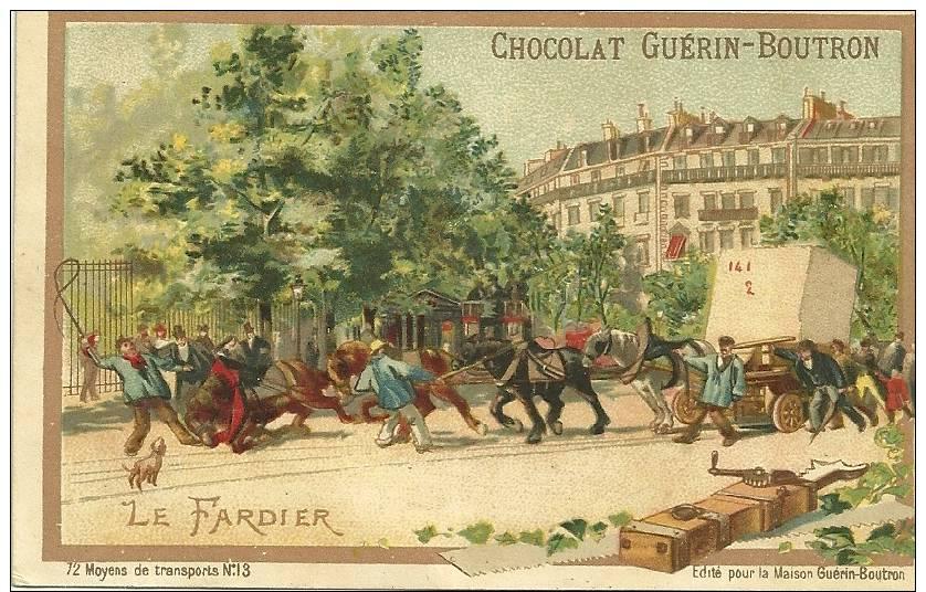 GUERIN BOUTRON LE FARDIER - Guerin Boutron