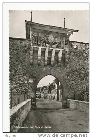 Estavayer-le-Lac - Porte Du Camus - FR Fribourg