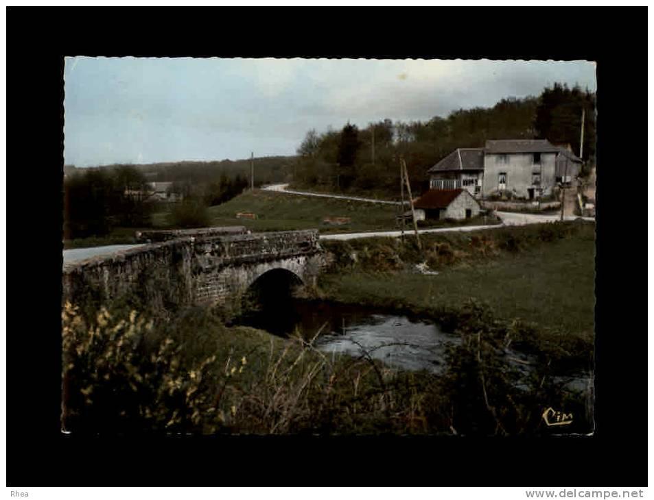 23 - SAINT-DIZIER-LEYRENNE - Le Pont Rouge - 12 - France