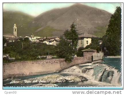 CP Italie - Albino - Vista Dal Serio - Bergamo