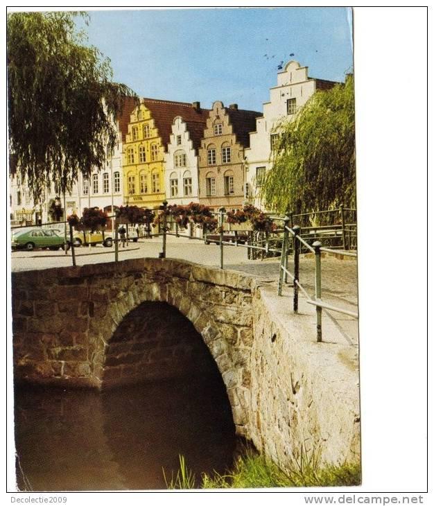 ZS23258 Friedrichstadt  Eider Used Good Shape Back Scan At Request - Friedrichsruh