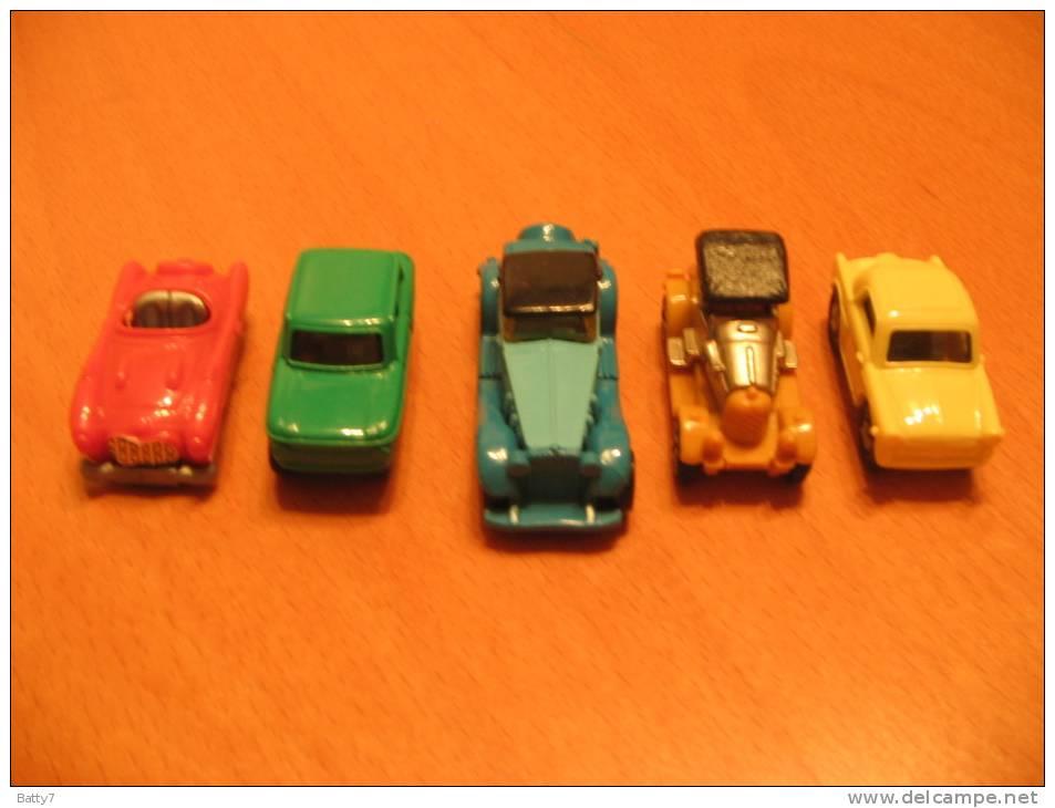 5 AUTOMOBILINE MONTABILI - Lotti