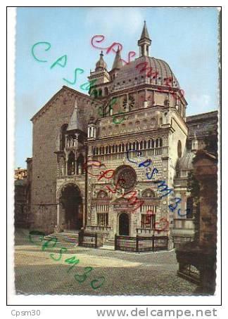CP Italie - BERGAMO - Colle S. Vigilia + Chapella Colleoni E S. Maria Maggiore + Chiesetta R - Cinque Cartolina Diverse - Bergamo