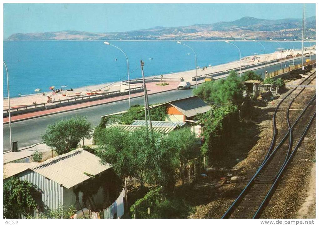 Bovalino Marina Italy  city photos gallery : BOVALINO MARINA lungomare viaggiata 1983 auto ferrovia car Delcampe ...