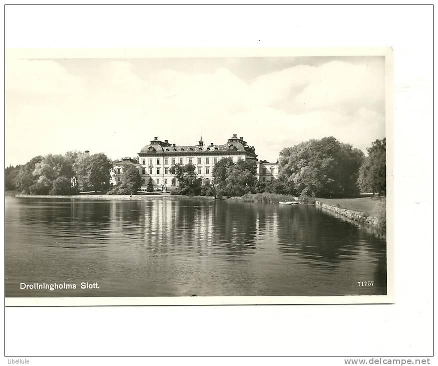 Drottningholms Slott - Suède