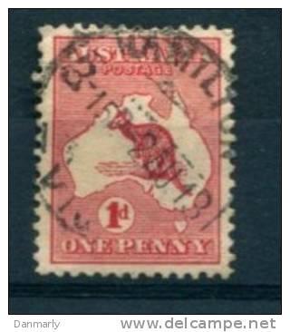 AUSTRALIE (oblitéré) Y&T N° 10aA - Used Stamps