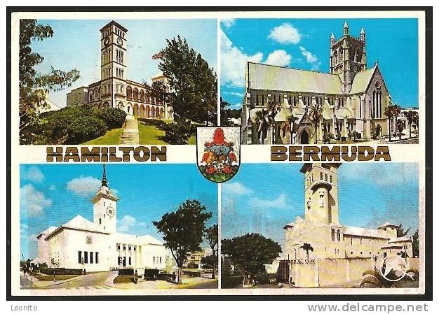 BERMUDA HAMILTON 375th Anniversary 1984 - Bermuda