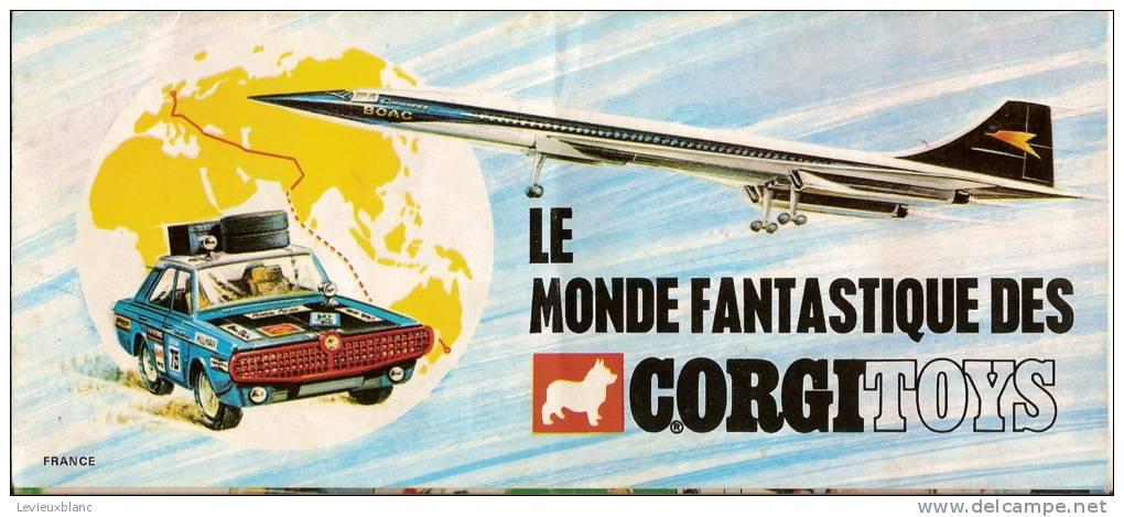 Voitures Miniatures/GORGI Toys/Catalogue/1969             VOIT7 - Other Collections