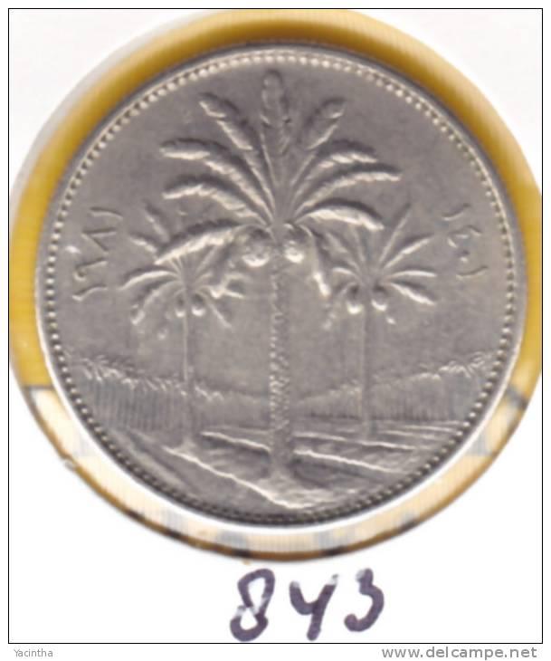 @Y@  Irak  50 Fils   1981  (843) - Iraq