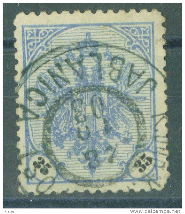 Stamps - Bosnia And Herzegovina - Bosnia Erzegovina