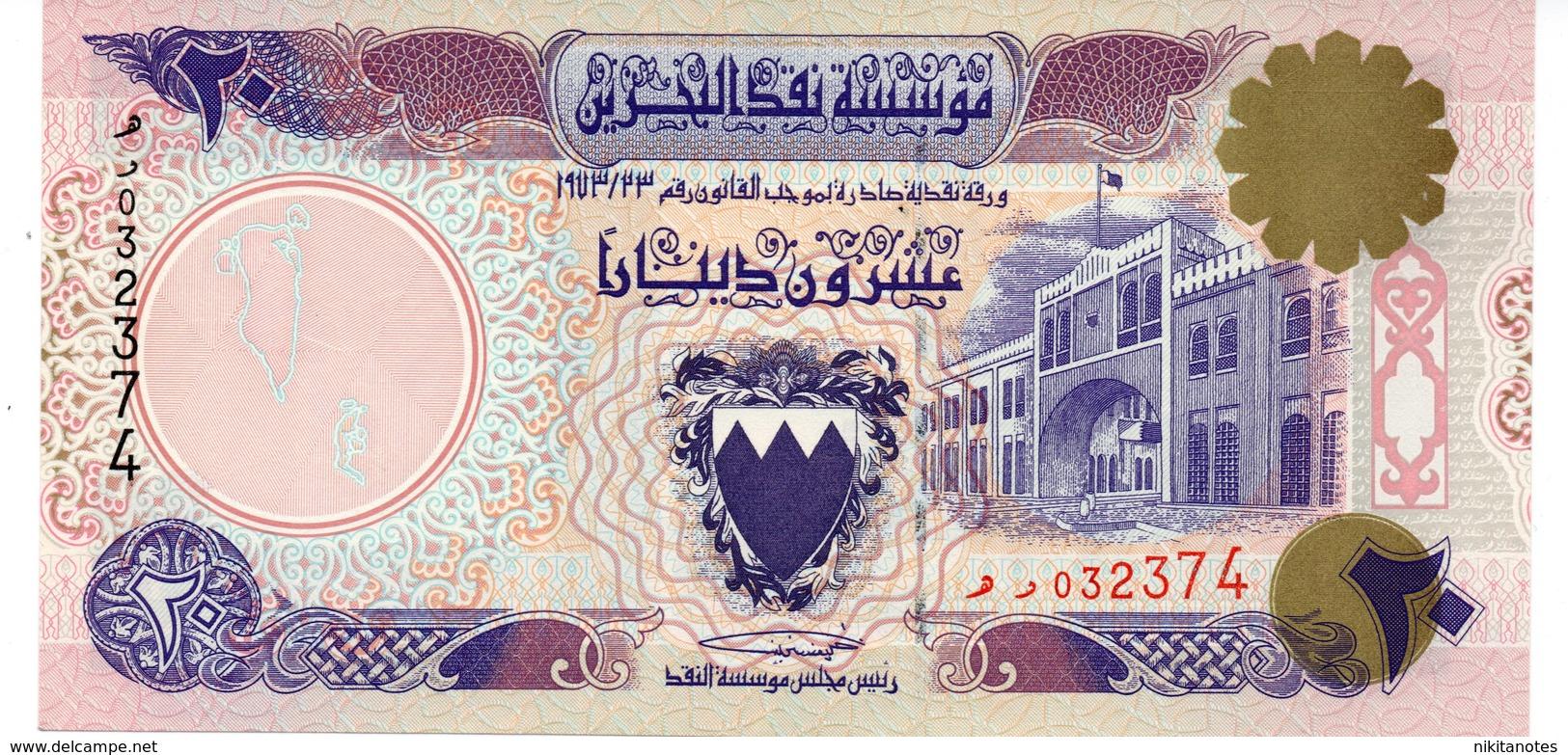 """Bahrain 20 Dinars """"Ahmed Al-Fateh Islamic Centre"""" See Scan - Bahreïn"""