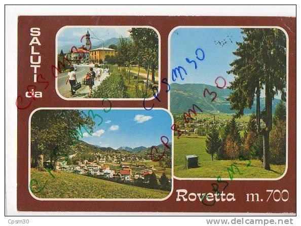 CP Italie - ROVETTA Saluti Da - Punti Di Vista Multipli - Bergamo