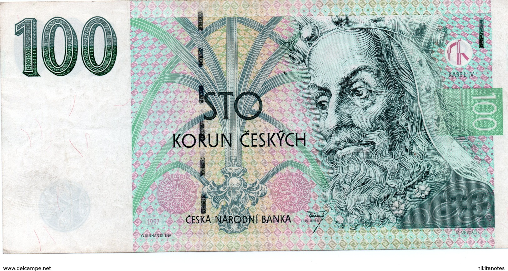 SLOVAKIA 100 KORUN 1940 SPECIMEN PICK 10 Circulated - Slovaquie