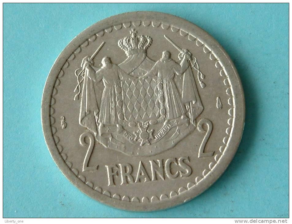 2 FRANCS / KM 121 ( For Grade, Please See Photo ) ! - Monaco