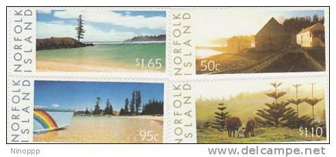 Norfolk Island-2003 Island Scenes Set MNH - Norfolk Island