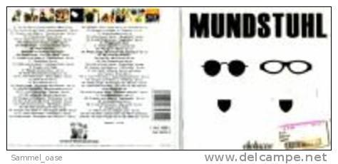 Musik CD Album  -  Mundstuhl Deluxe Comedy  52 Titel   -  Von 2000  Columbia COL 497531 2 - Musik & Instrumente
