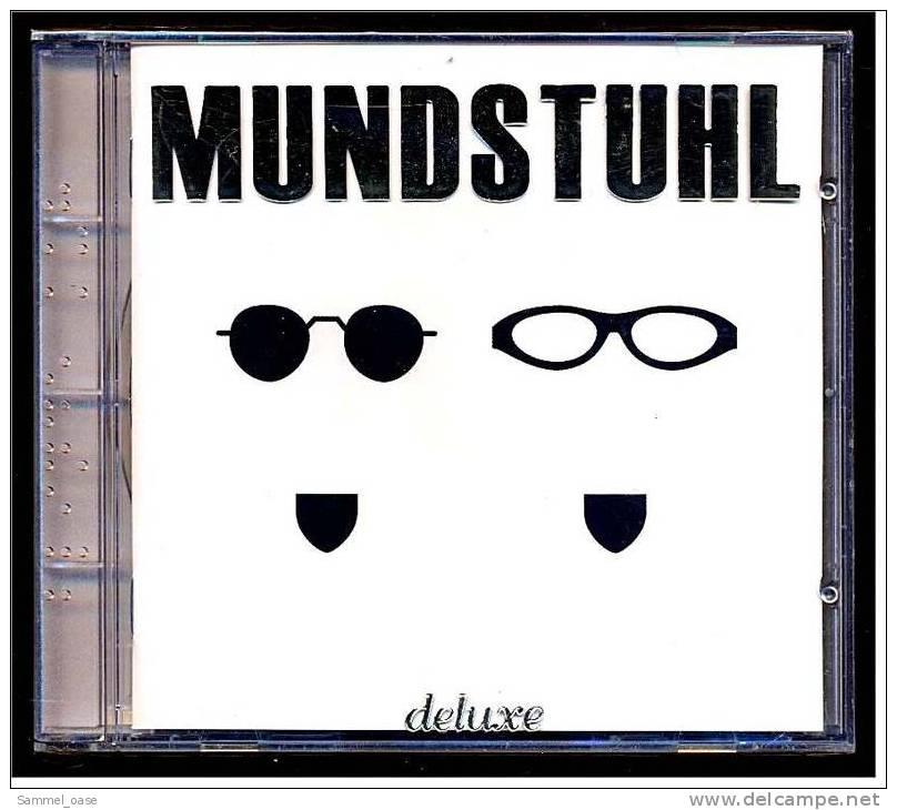 Musik CD Album  -  Mundstuhl Deluxe Comedy  52 Titel   -  Von 2000  Columbia COL 497531 2 - Sonstige - Deutsche Musik
