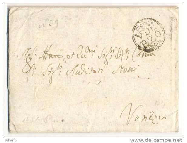 1789 VDERZO (Uderzo Oderzo Uderso) REPUBBLICA VENETA (Cattani 220) Cpl. Di Testo Ottima Qualità - Italien