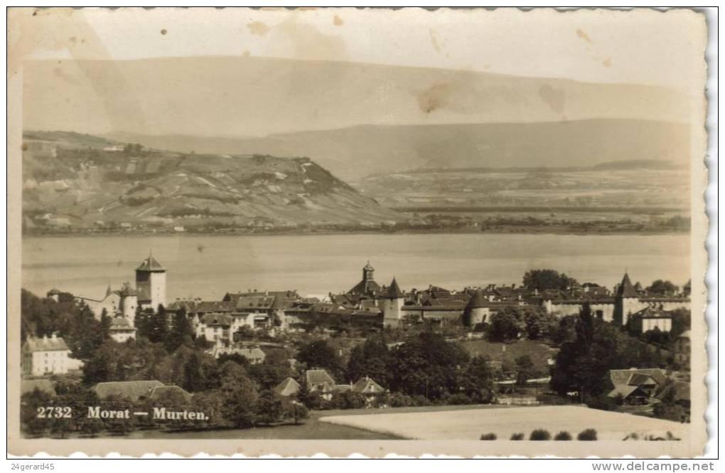 CPSM MORAT Ou MURTEN (Suisse-Fribourg) - Vue Générale - FR Fribourg