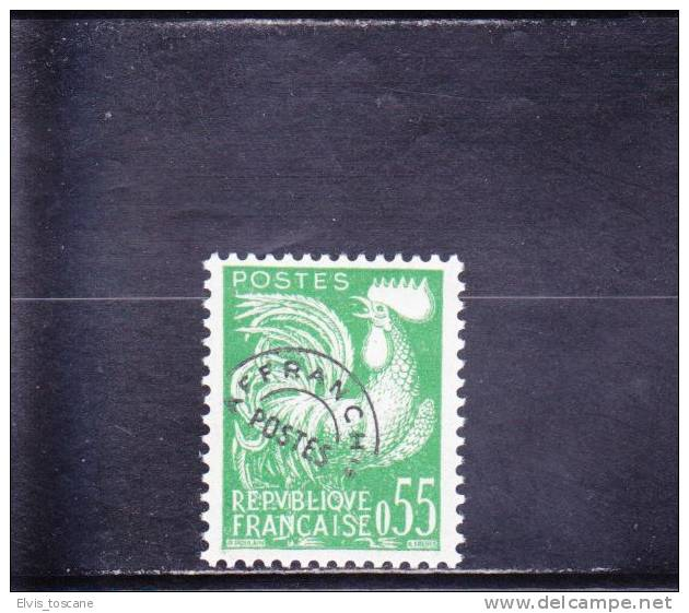 Préo 122 ** LUXE - Coq Gaulois. - 1953-1960