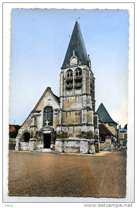LIANCOURT Oise L'Eglise - Liancourt