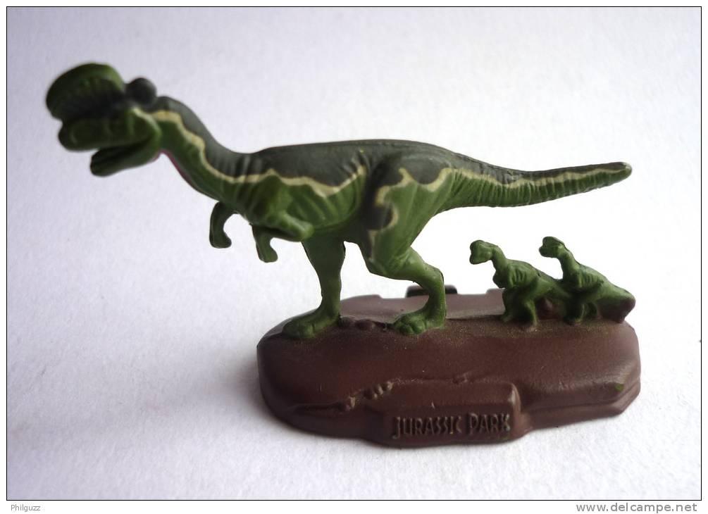 JURASSIC PARK - DILOPHOSAURUS - U.C.S. & AMBLIN - 1993 - Jurassic Park
