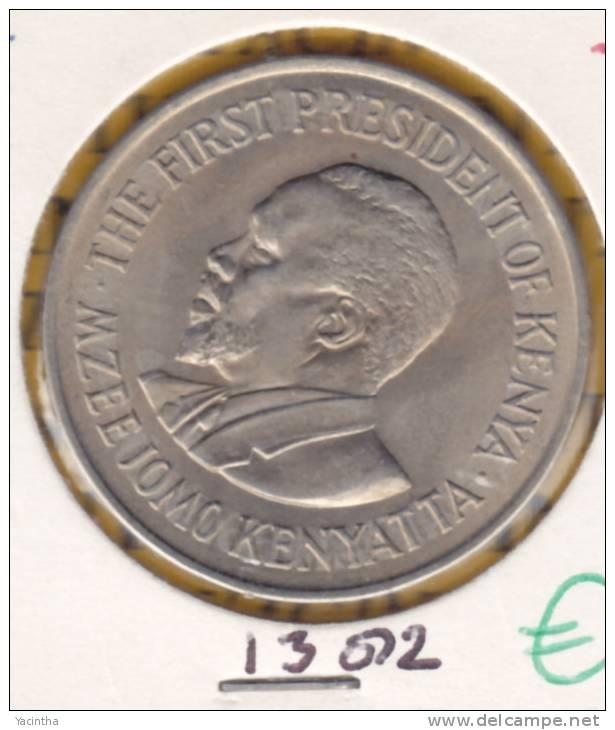 @Y@   Kenia  1 Shilling  1969   Fdc     (1382) - Kenya