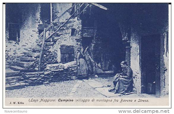 PIEMONTE - Verbania - Stresa- Frazione Campino - Verbania