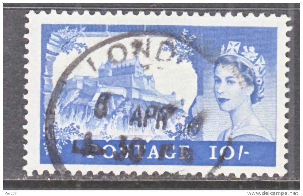 Great Britian 373  (o)  1959 Issue - 1952-.... (Elizabeth II)