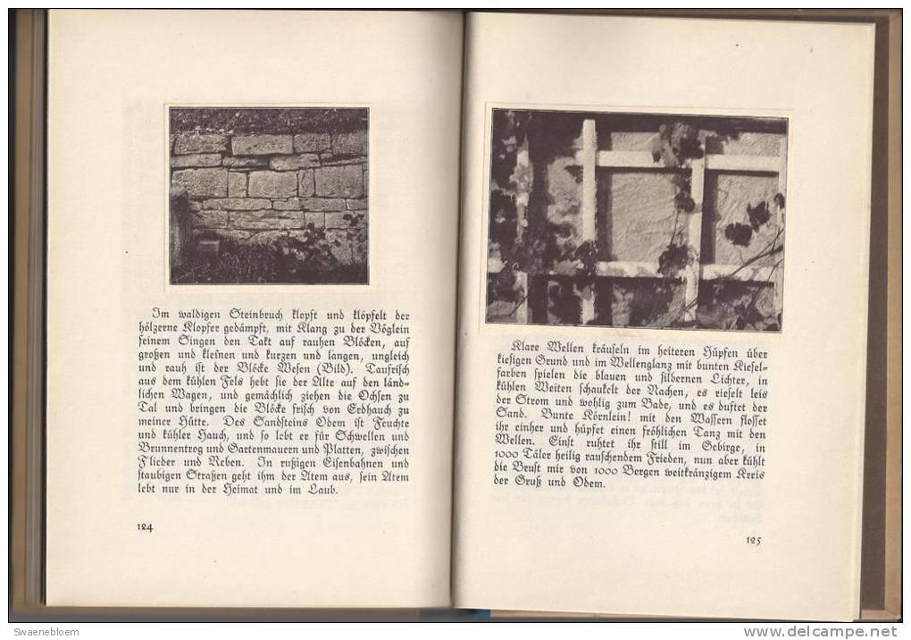 DE.- Bücher - Baukunst By Hans Weisen. 4 Aulage. 1925. - Boeken, Tijdschriften, Stripverhalen