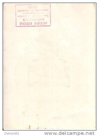 NANTES -Carte- Blason , Héraldique , Arme, écu Et Armoiries - Composition De L'Artiste Héraldiste R.LOUIS - - Nantes